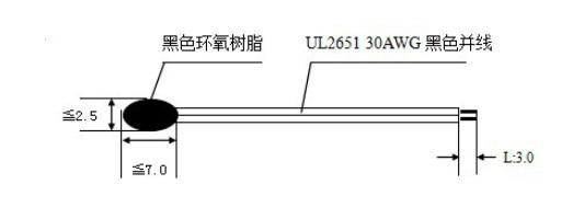 Fine Epoxy Type Pvc Wires 50K 1 Ntc Temperature Sensor B Value3950 50K Wiring 101 Capemaxxcnl