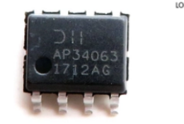 AP34063S8G-13 ,SO8,DIODES new and original IC ,Conv DC-DC 3V to 40V