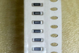 SMD resisitors RR1220P-302-D,3.00K 0.5% 0805